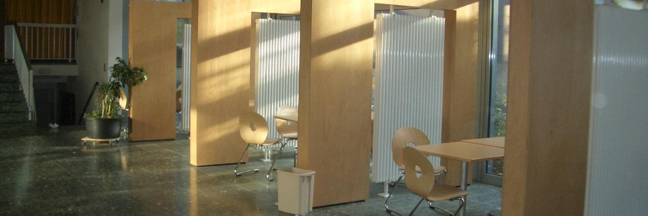 Schule in Northeim Akustikbau